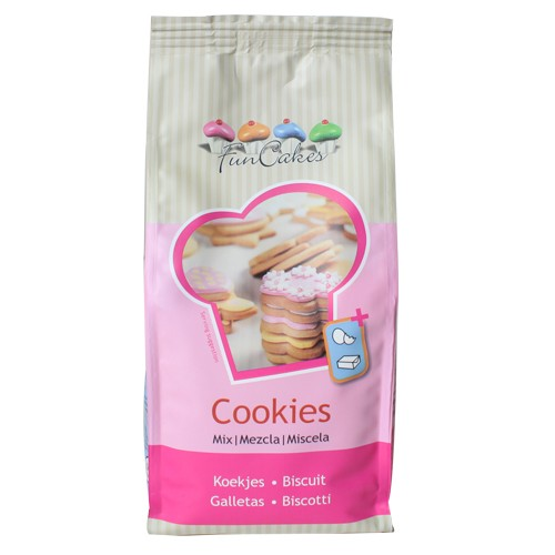 Mix for cookies 500g
