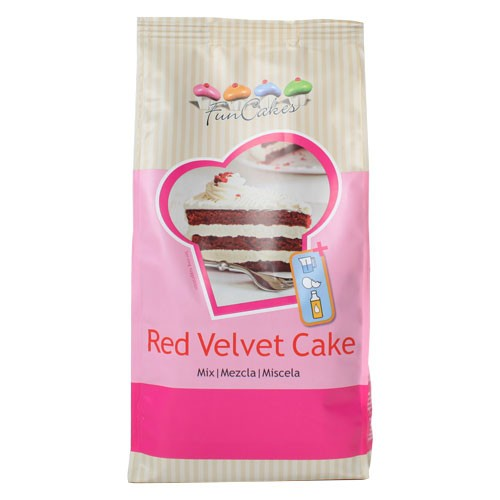 Mix for red velvet 1kg
