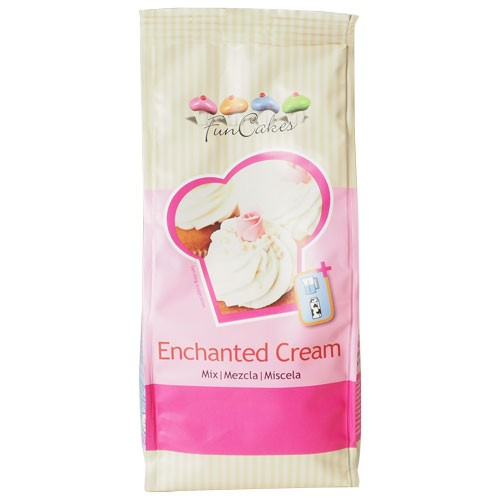 Mix for enchanted cream 450g