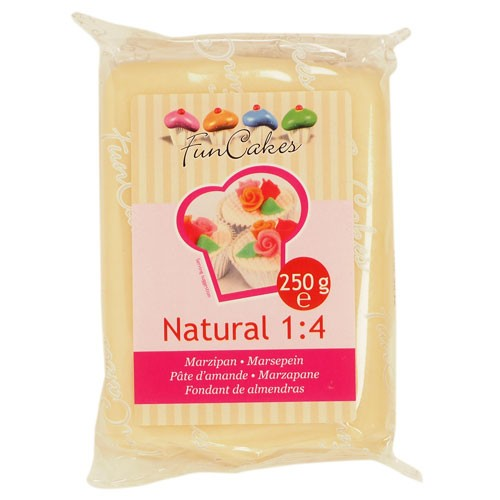 Natural marzipan 250g