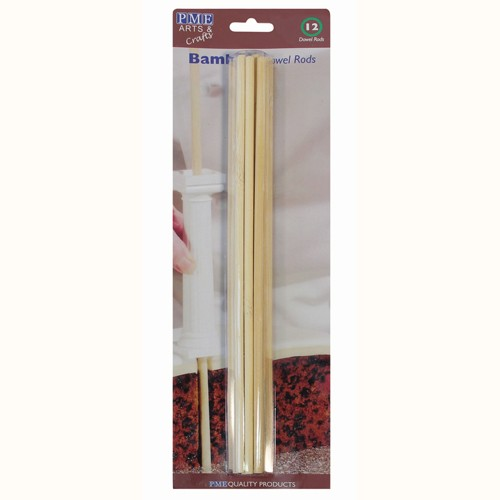 Dowel rods bamboo