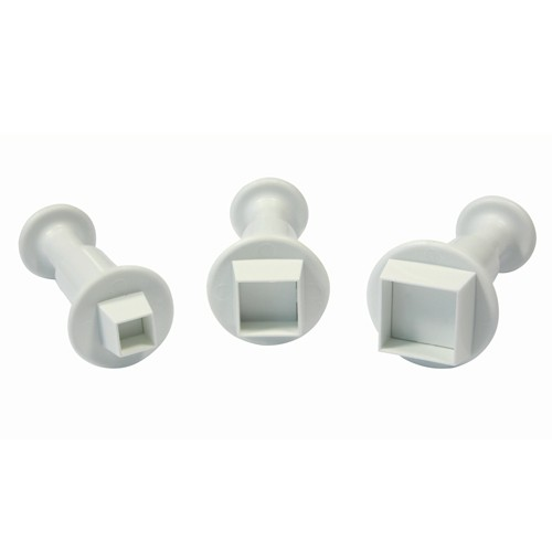 Plunger cutter squares