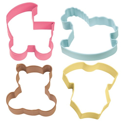 Cookie Cutter Baby Theme