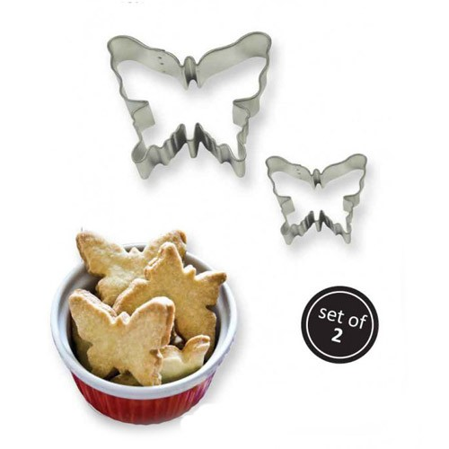 Cookie Cutter Butterfly Série/2