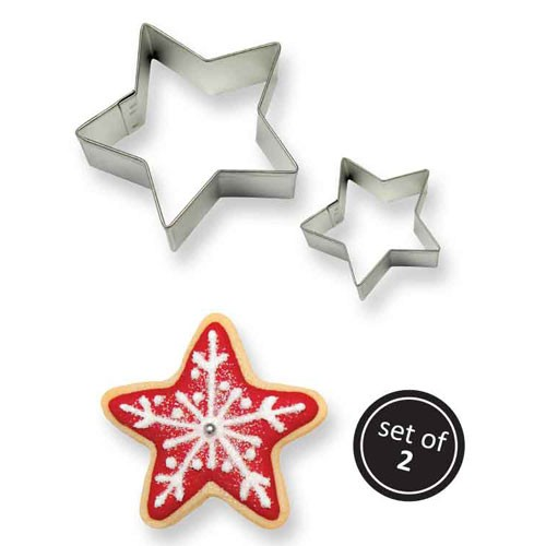 Cookie Cutter Star pcs/2