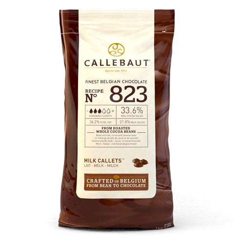 Chocolate Callets -Milk- 1 kg