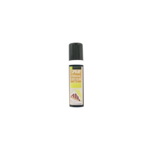 Spray velours chocolat blanc 100ml