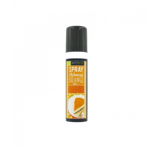 Spray velours orange 100ml