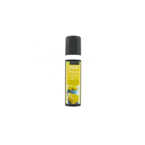 Spray velours jaune 100ml