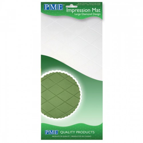 Impression Mat Small Diamond