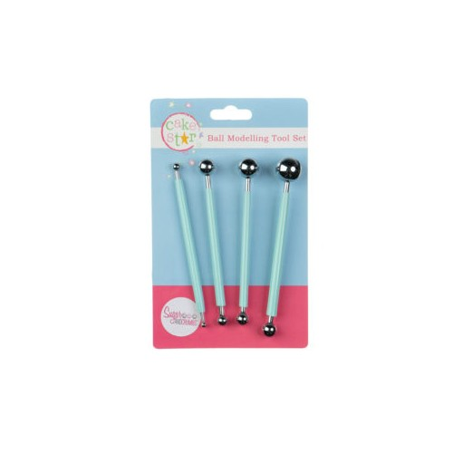 Modelling Tool Set - 4pcs