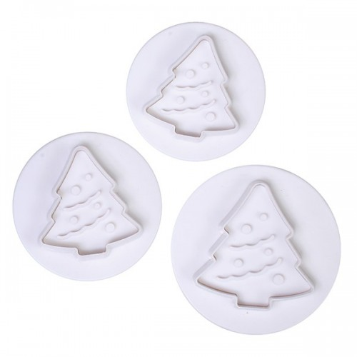 Plunger cutter Christmas Tree