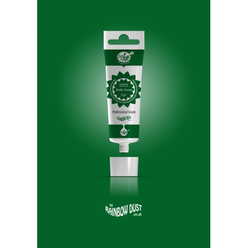 Colorant Progel Holly green