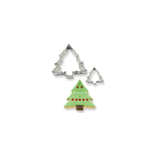 Cookie Cutter Christmas tree pcs/2