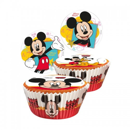 Disques pour Cupcakes Mickey