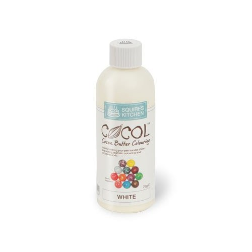 Cocol White - cocoa butter colouring