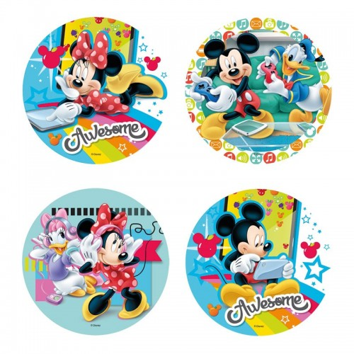 Disque Mickey & Friends 21cm