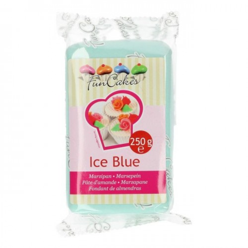 Massepain Ice Blue  250g