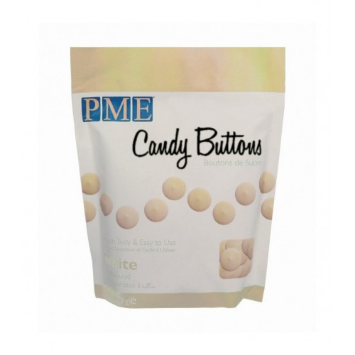 Candy Buttons vanilla