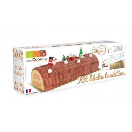 Bûche tradition