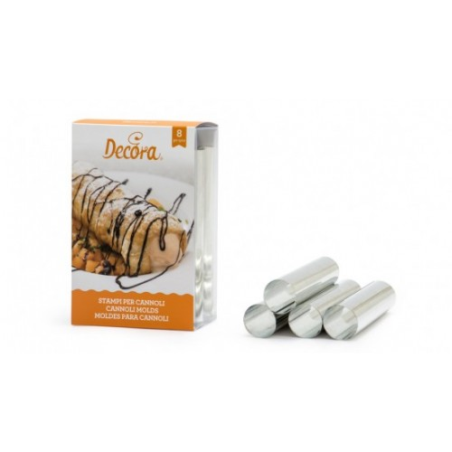 Cannoli - 8 pcs