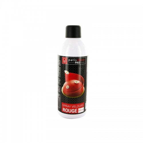 Spray velours rouge 400ml