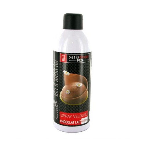 Spray velours chocolat 400ml