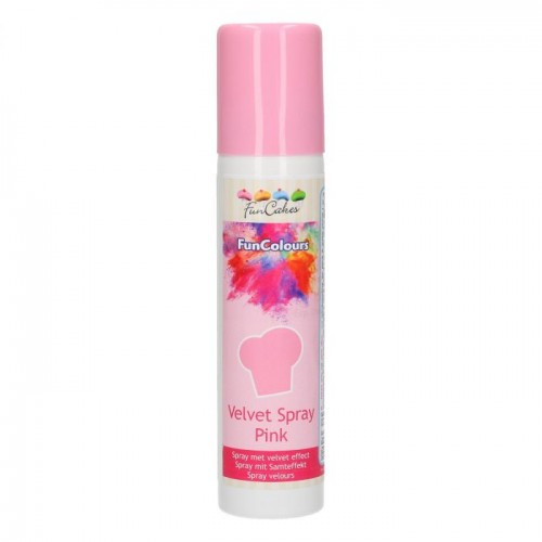 Spray velours rose 100ml
