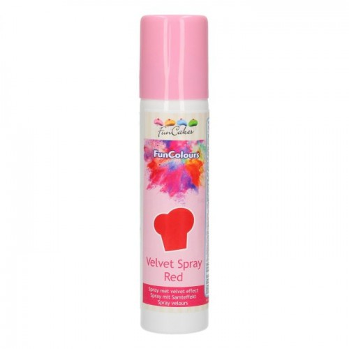 Spray velours rouge 100ml