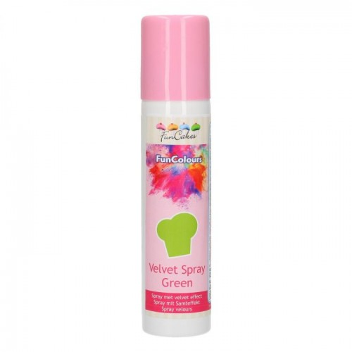 Spray velours vert 100ml