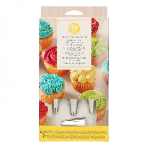 Cupcake Decorating Set/12