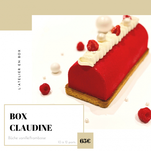 BOX CLAUDINE