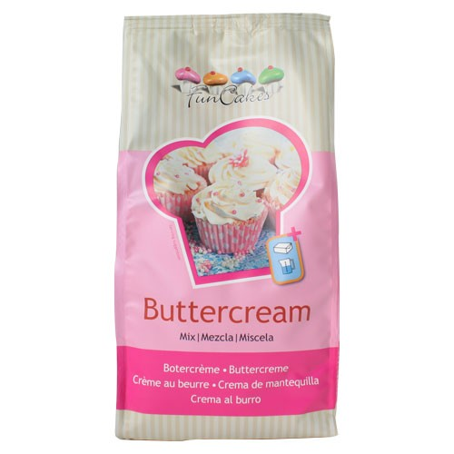 Mix for buttercream 500g