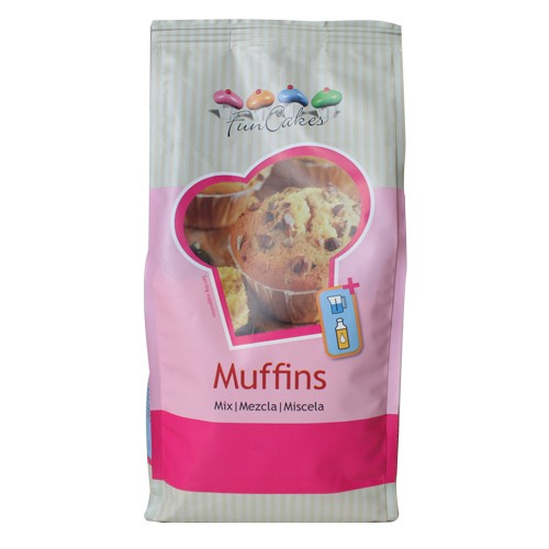 Mix for muffins 1kg