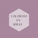 Sprays colorants