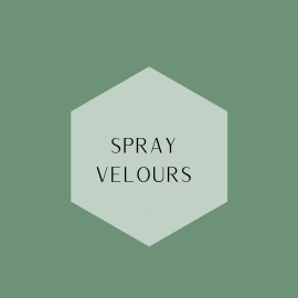 Spray velours